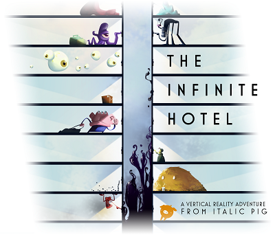 Italic Pig's Infinite Hotel has been nominated for Raindance Film Festival Immersive Summit Award